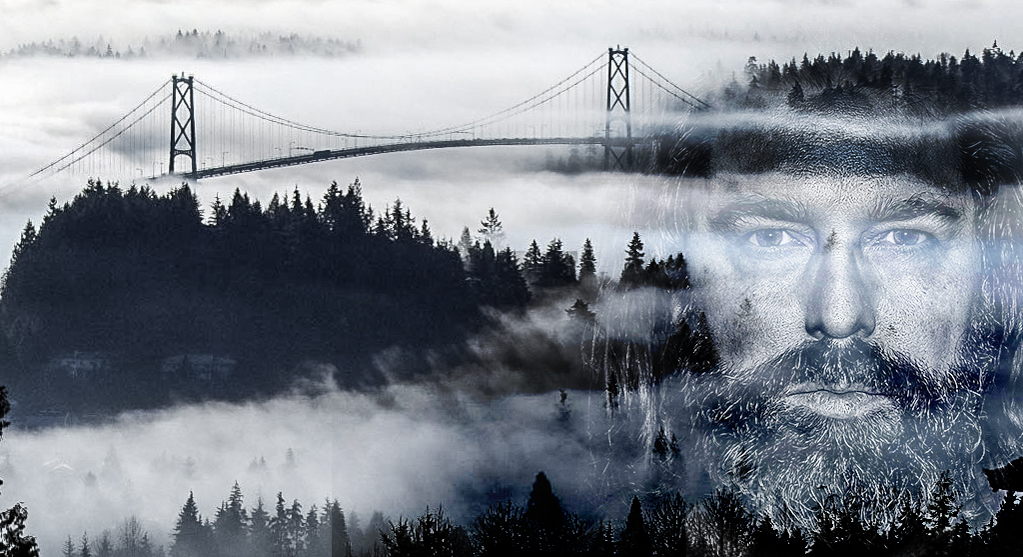 Facebook Cover Vancouver Fog